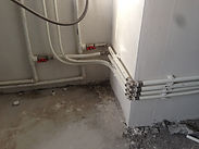 Разводка отопления в квартире