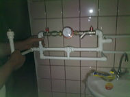 Замена труб в квартире