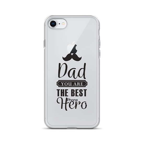 iPhone Case - Dad Hero