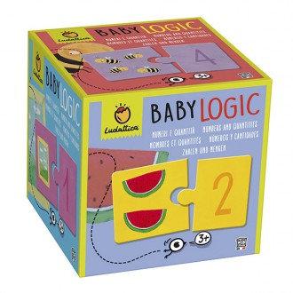 Baby Logic Números - Ludattica