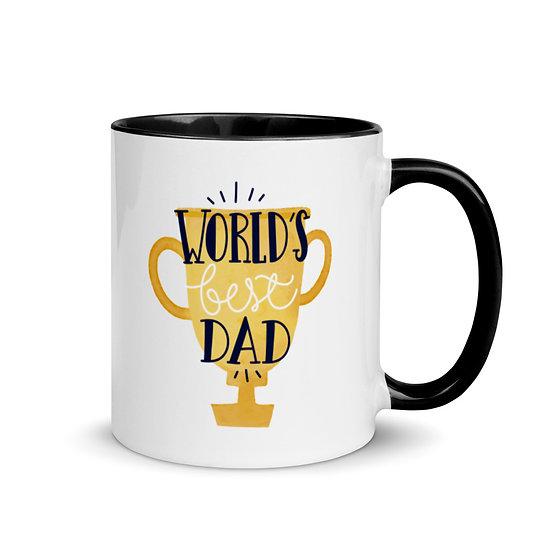 Caneca - World 's Best Dad