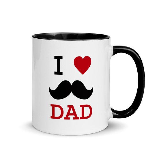 Caneca - I Love Dad