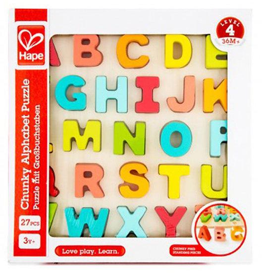 Puzzle Alfabeto - Hape