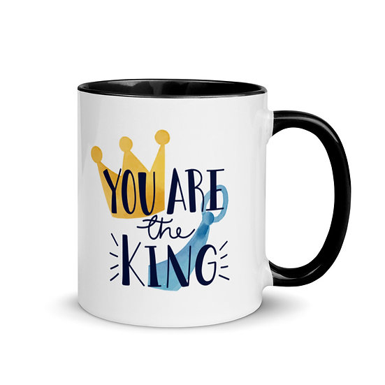 Caneca - You Are the King