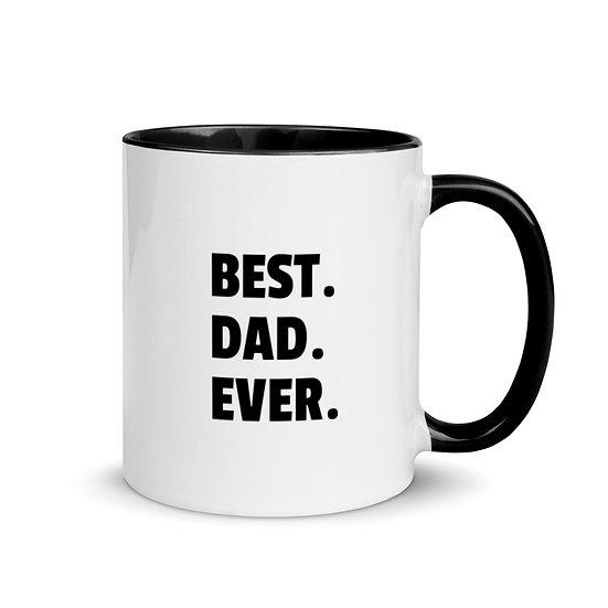 Caneca - Best. Dad. Ever.