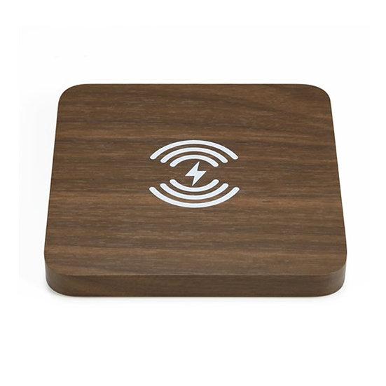 Wireless Charger (simula madeira)