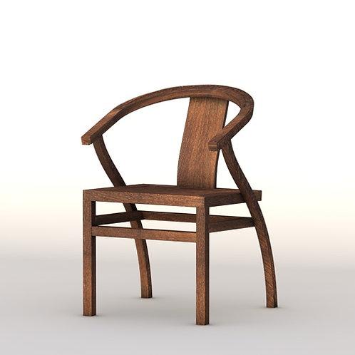 JADE arm chair