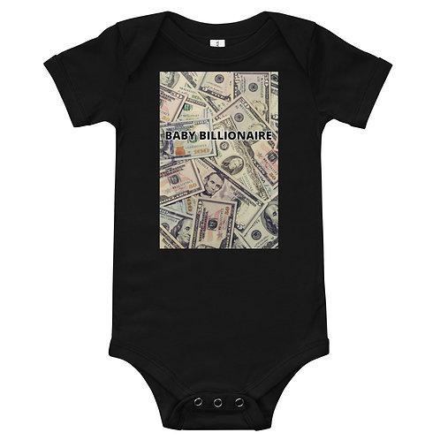 Baby Billionaire Onesie
