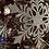 Thumbnail: Kersthanger sneeuwvlok, 1 stuk