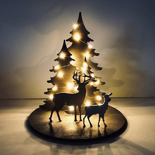 Kerstdecoratie.