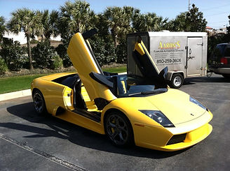 Car Detailing Miramar Beach Florida