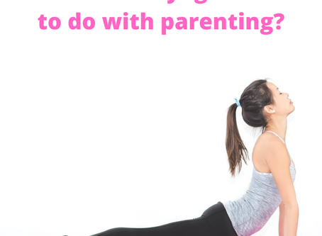How Can Yoga Help You Become A Better Parent?