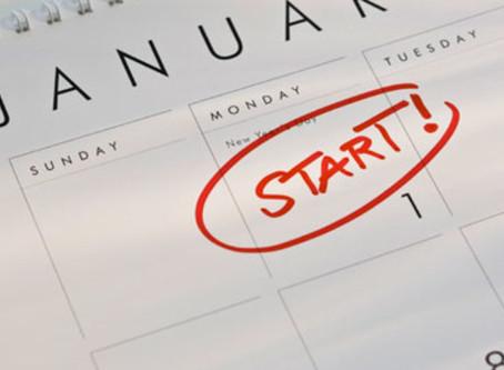 New Year, New Goals - Do Resolutions Matter?