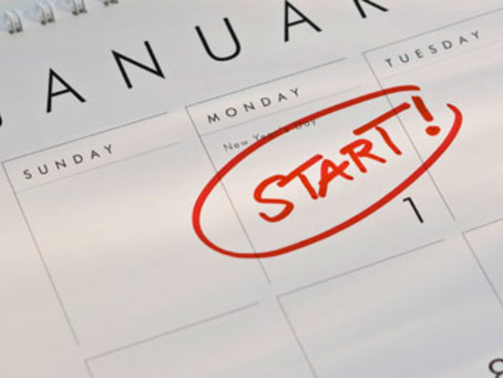 New Year, New Goals - Do Resolutions Matter?