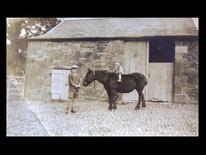 1920s  Gordon Abba school masters son Ho
