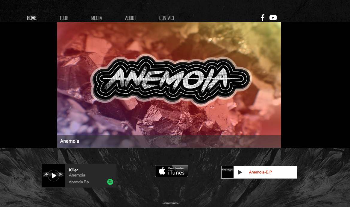 Anemoia Website