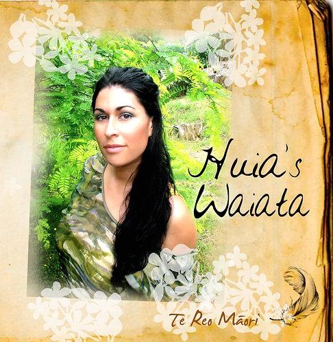 CD- Huia's Waiata