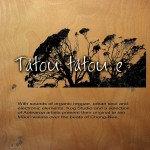 CD - Tatou Tatou E V1