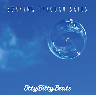 Soaring Through Skies - Songs for Baby Loss Awareness by Itty Bitty Beats
