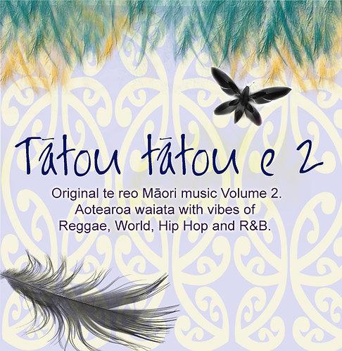 CD - Tatou Tatou E V2
