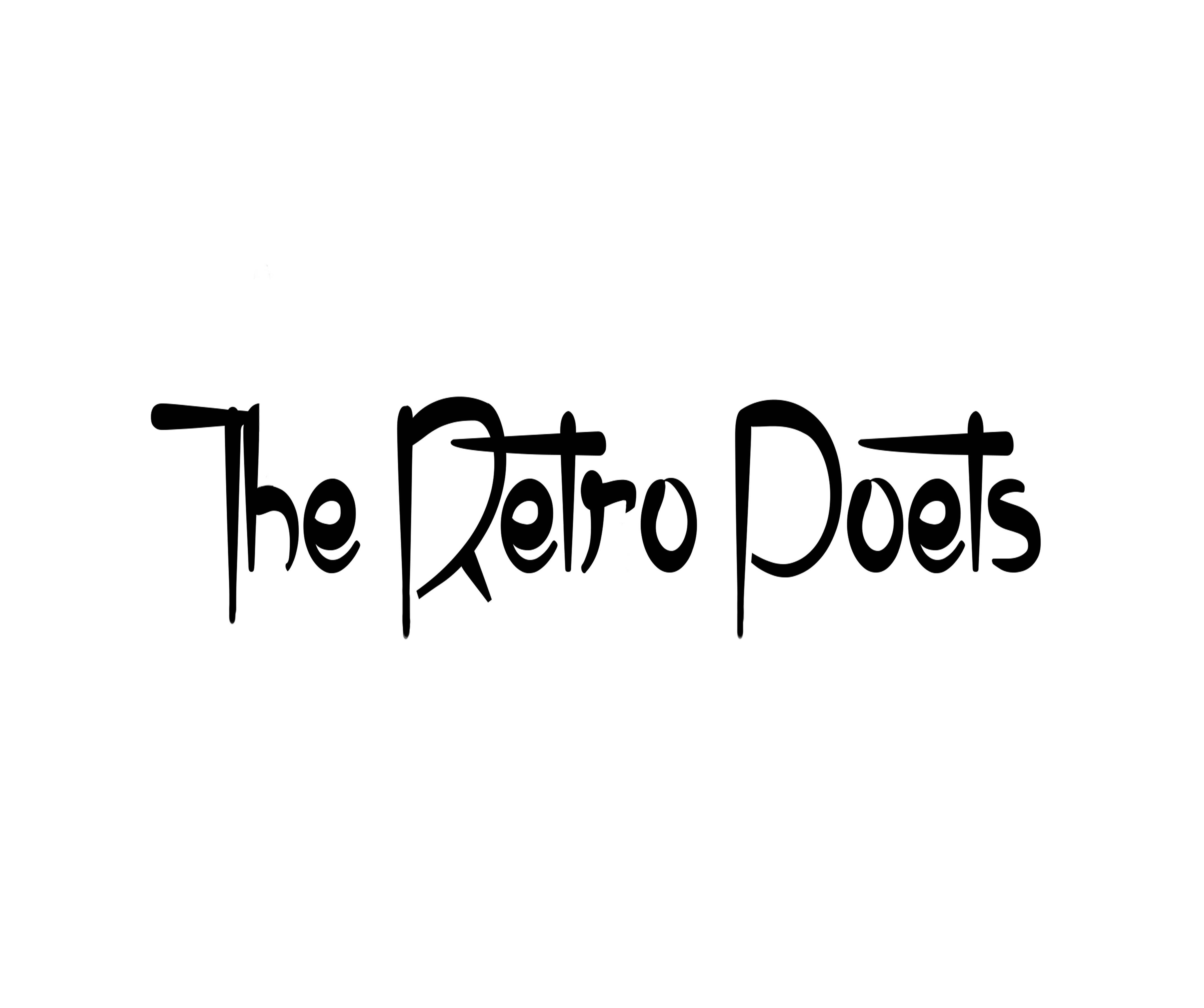 The Retro Poets - Logo