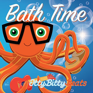 Bath Time - songs for New Zealand kids by Itty Bitty Beats