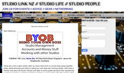 Studio Link Blogspot