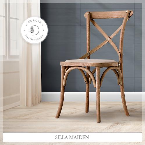 Silla Maiden (Incluye envío)