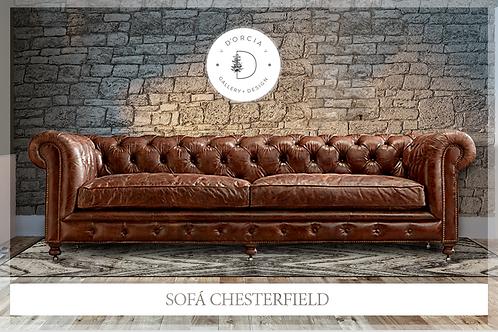 Sofá Chesterfield (Incluye envío)