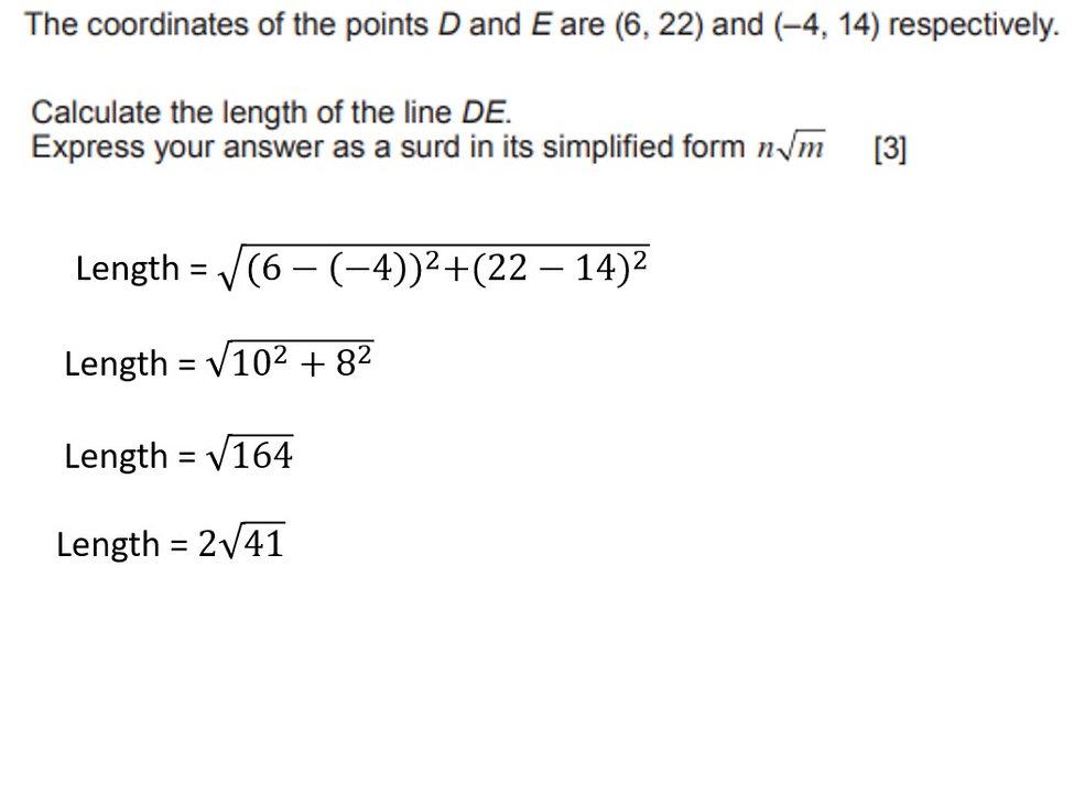 Additional maths solution