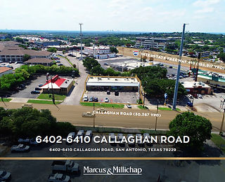 Marcus and Millichap Listing: 6402 Callaghan Road
