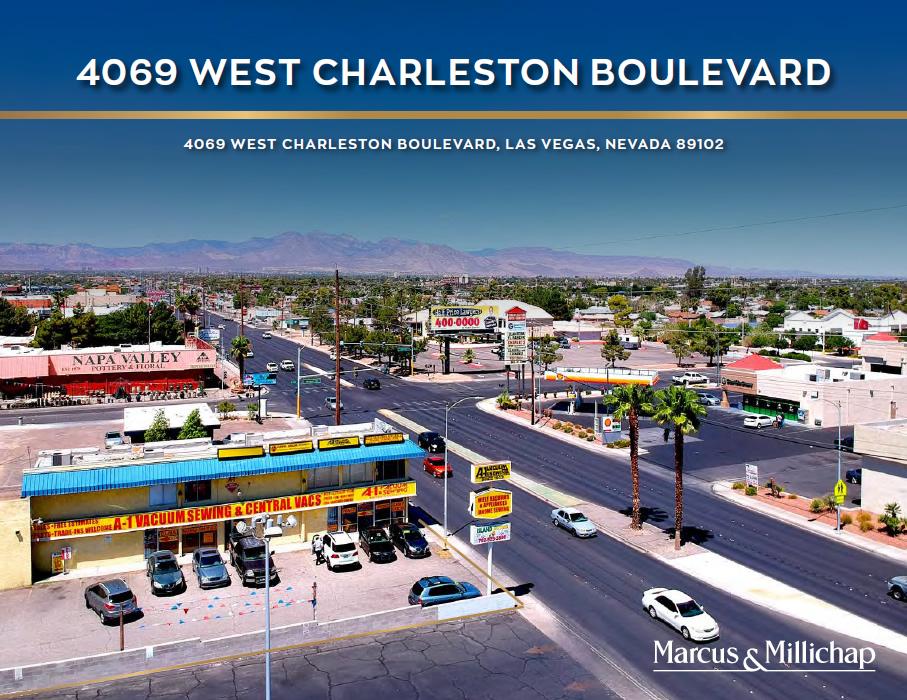 4069 West Charleston Boulevard