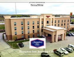 Hampton Inn Junction City
