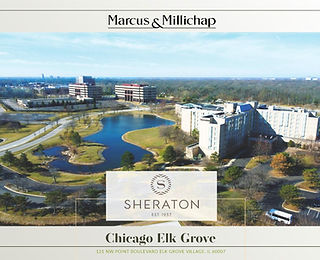 Sheraton Suites Elk Grove Village OM for