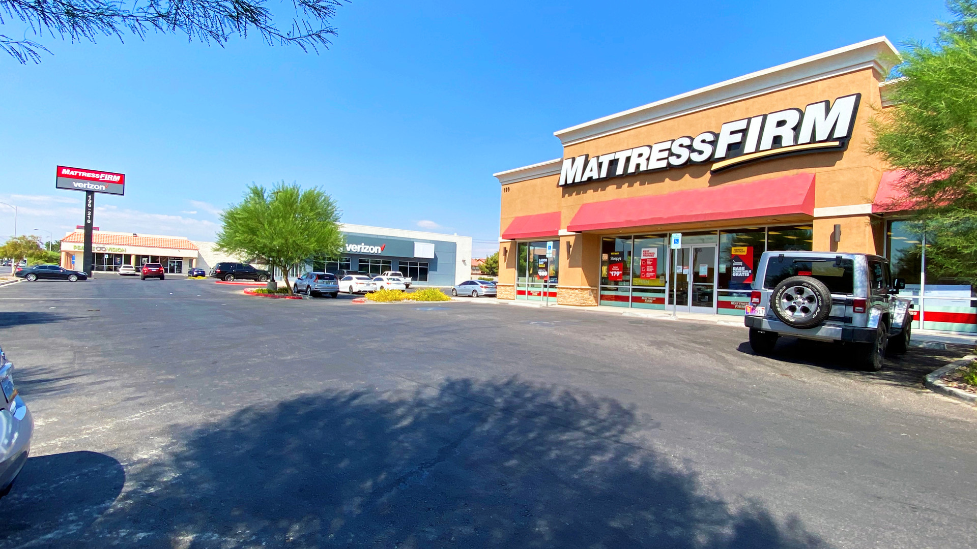 Mattress Firm Las Vegas