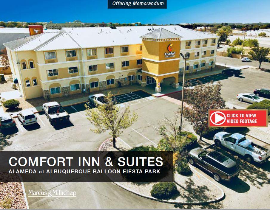 Comfort Inn & Suites Albuquerque