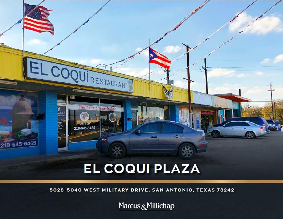 El Coqui Plaza San Antonio