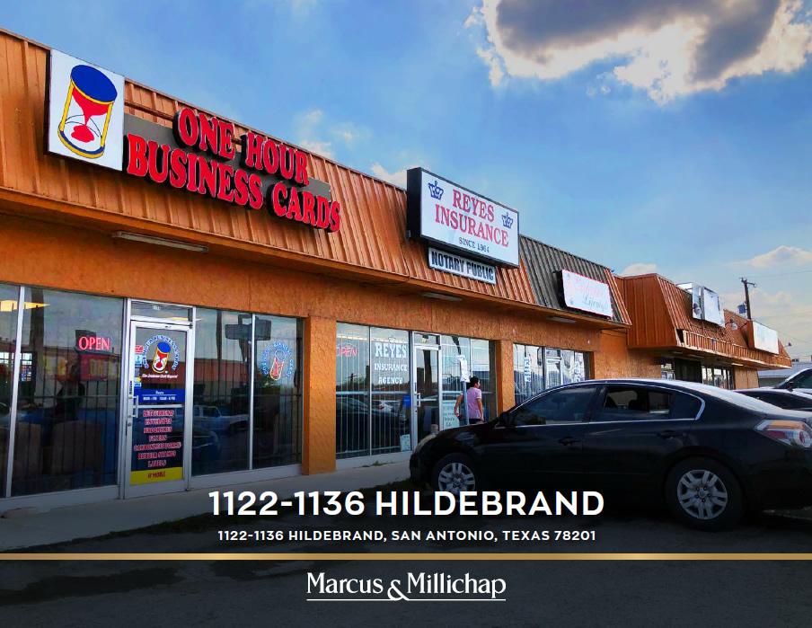 1122 Hildebrand San Antonio