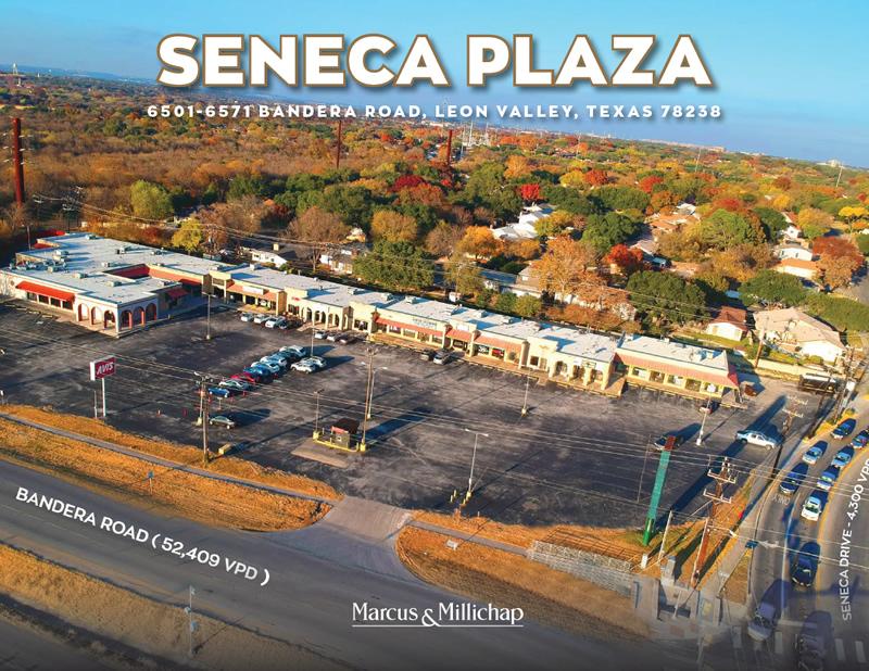 Seneca Plaza San Antonio
