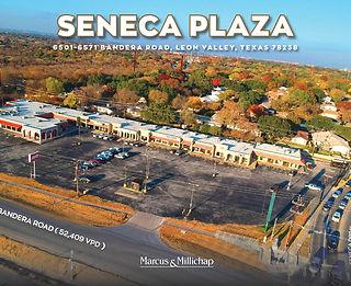 Marcus and Millichap Listing: Seneca Plaza