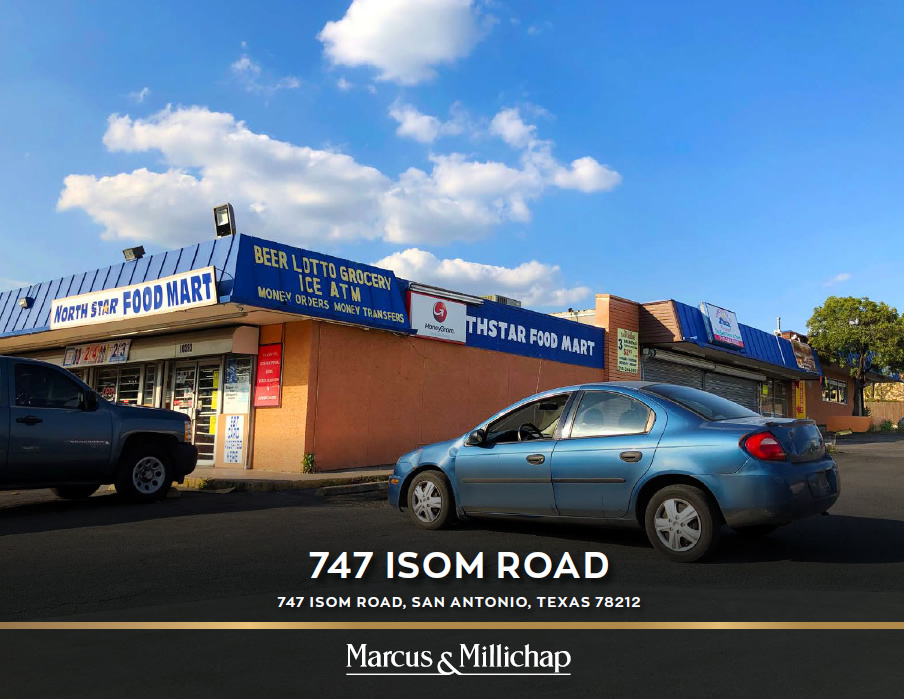747 Isom Road San Antonio