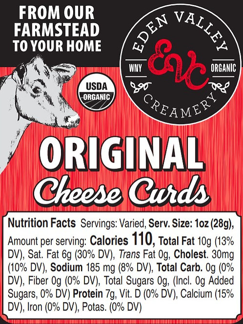 Original Cheese Curds