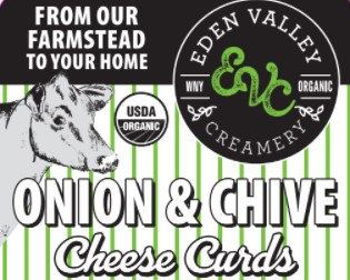 Onion and Chive Cheese Curds