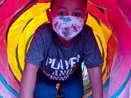 Helena Antipoff celebra Semana da Criança com brincadeiras e brindes