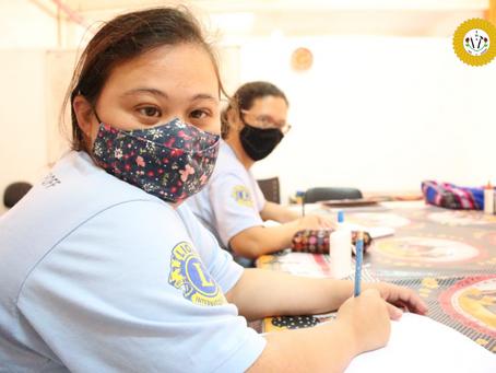 Instituto Helena Antipoff promove oficina de estudos para assistidos