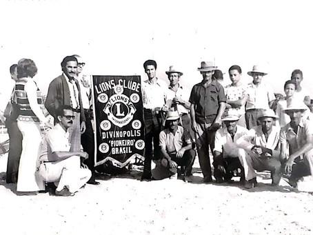 Lions Clube Divinópolis Pioneiro completa 54 anos de trabalho por Divinópolis
