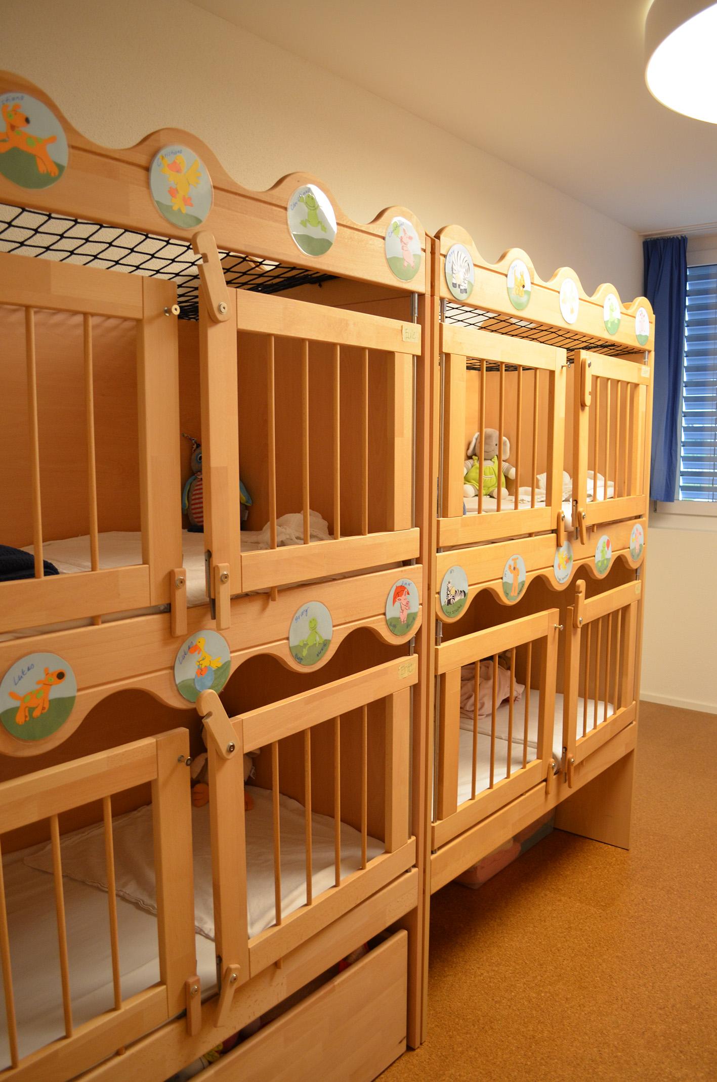 Babyschlafzimmer