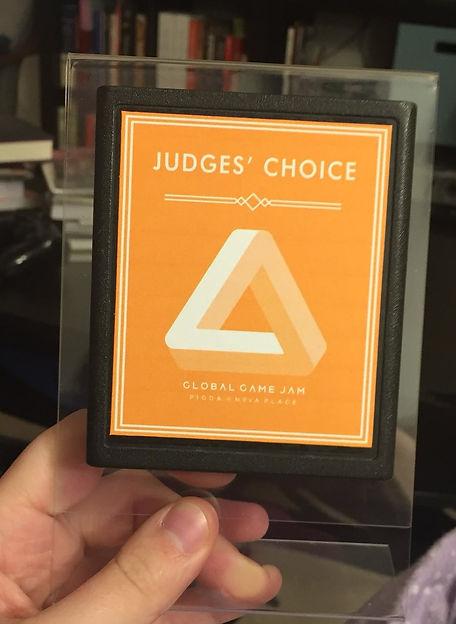 Vitality - Judges' Choie Awrd