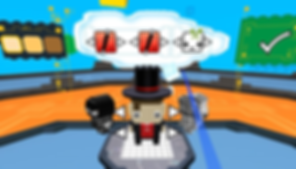 LEGO BrickHeadz VR - Switching emotions and professions