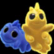 WaterBears VR - Blue and yellow water bears